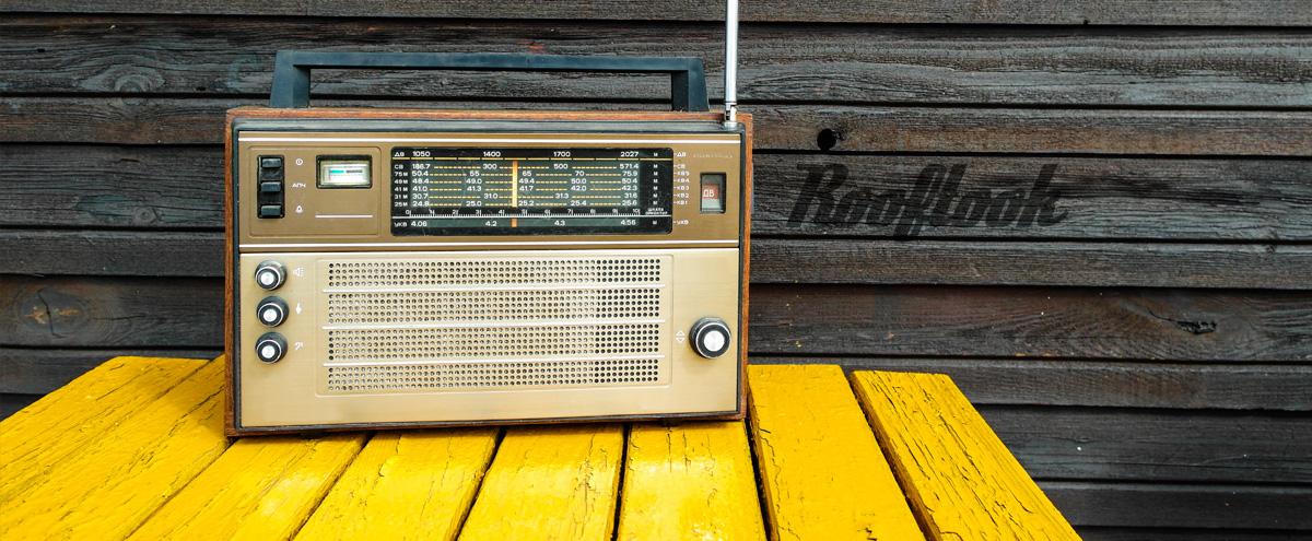 Rooftook-radio
